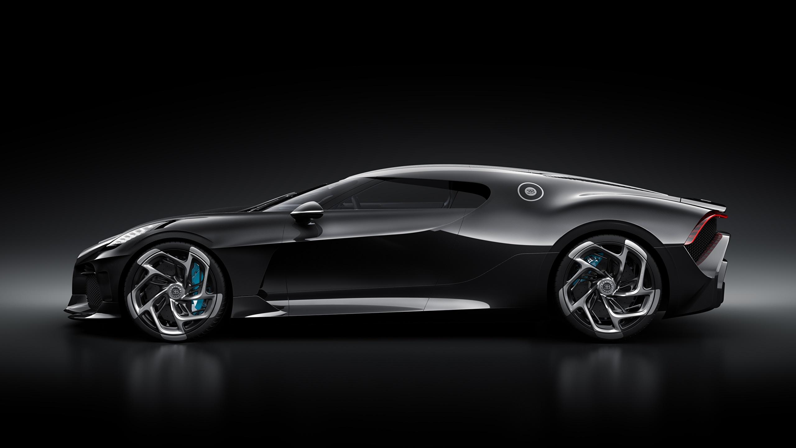 Fonds Decran 2560x1440 Bugatti La Voiture Noire