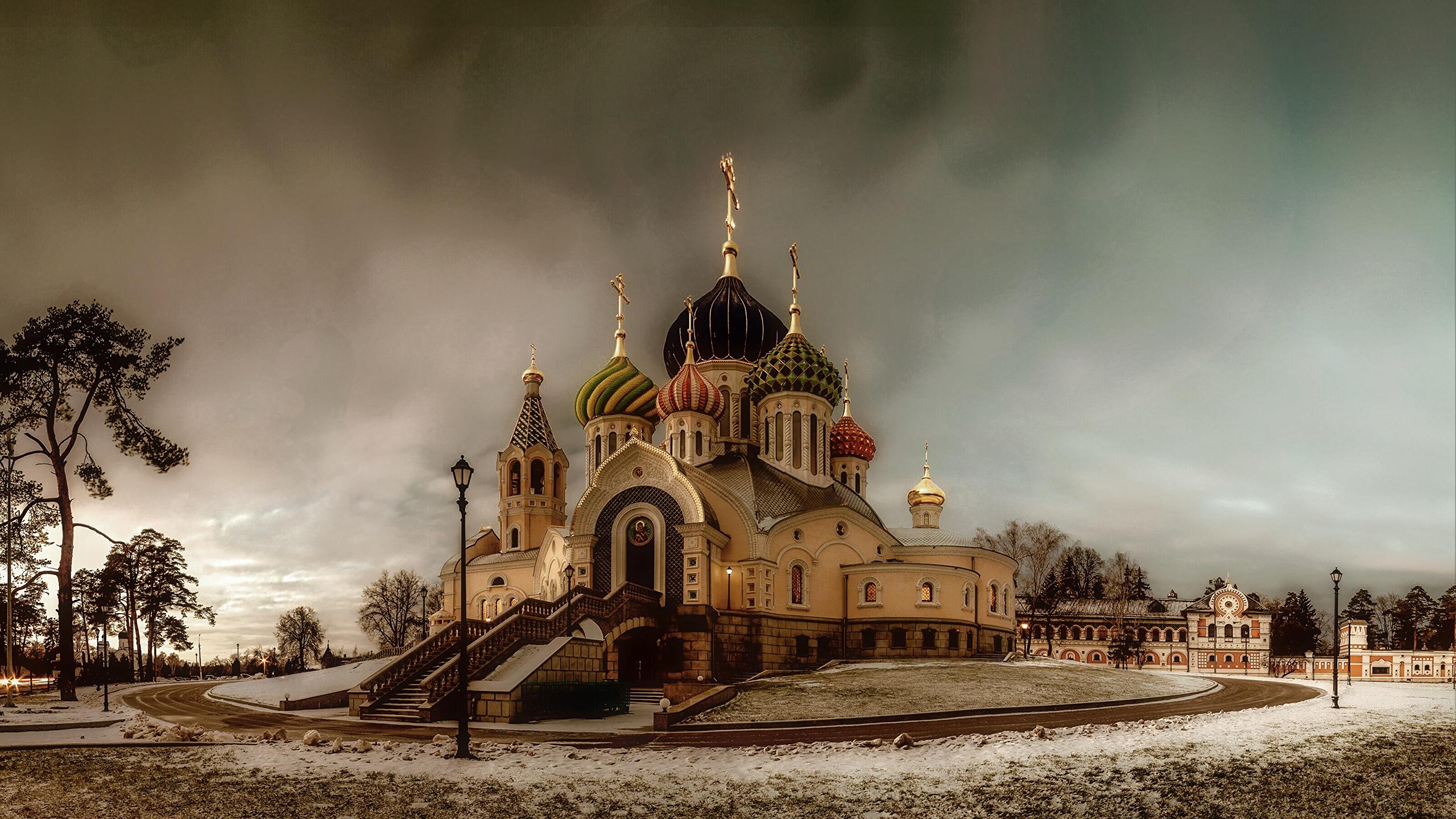Photos Russia Church Of St Igor Of Chernigov Peredelkino