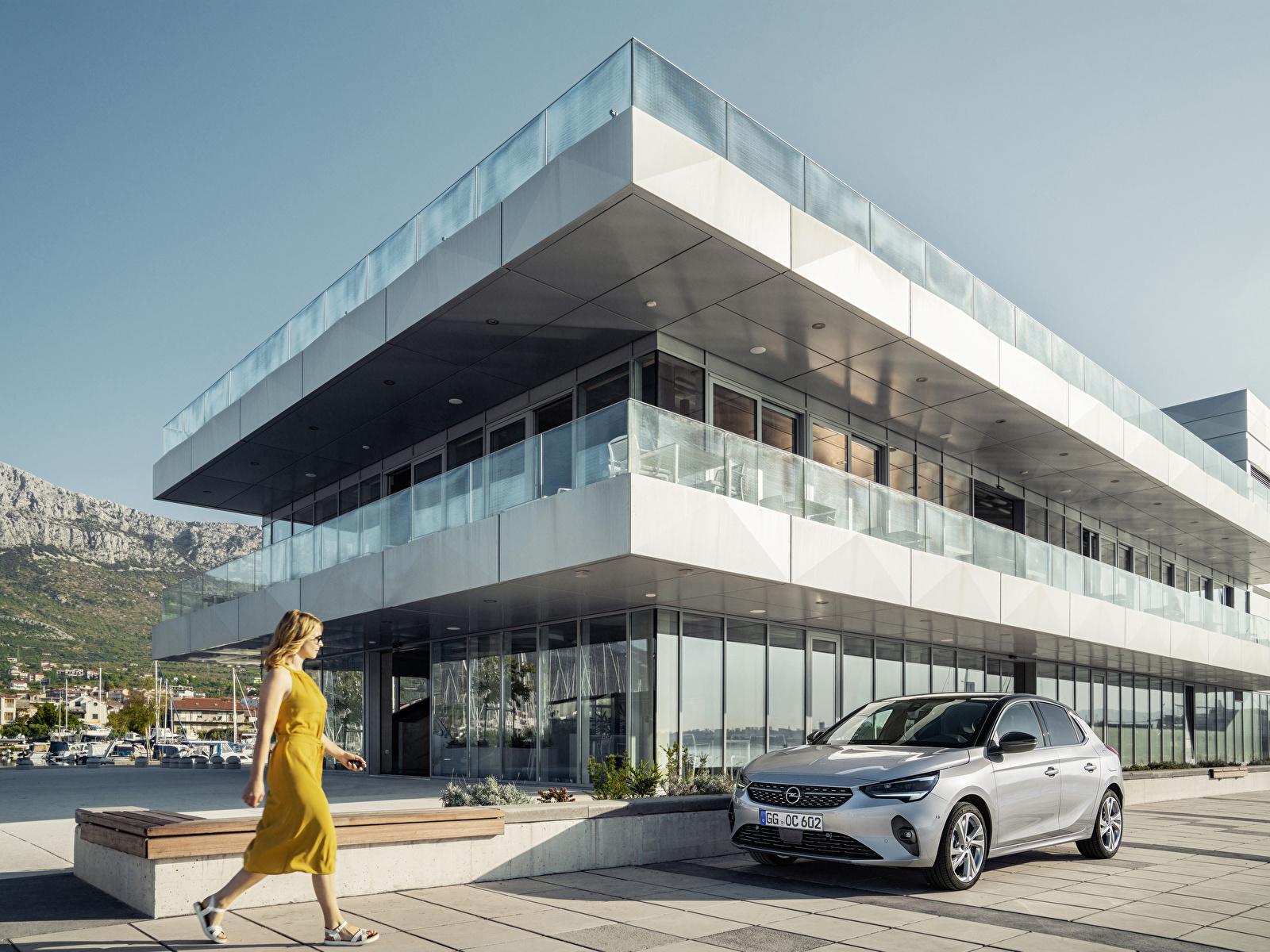 1600x1200 Opel 2019-20 Corsa Argent couleur voiture, automobile Voitures