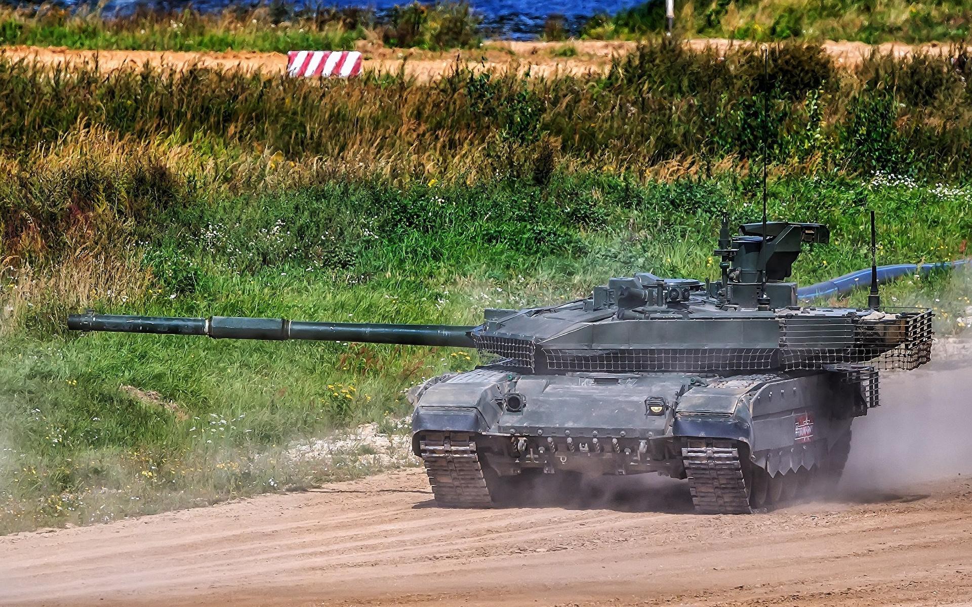 Image Tanks Russian T-90M military 1920x1200 tank Army