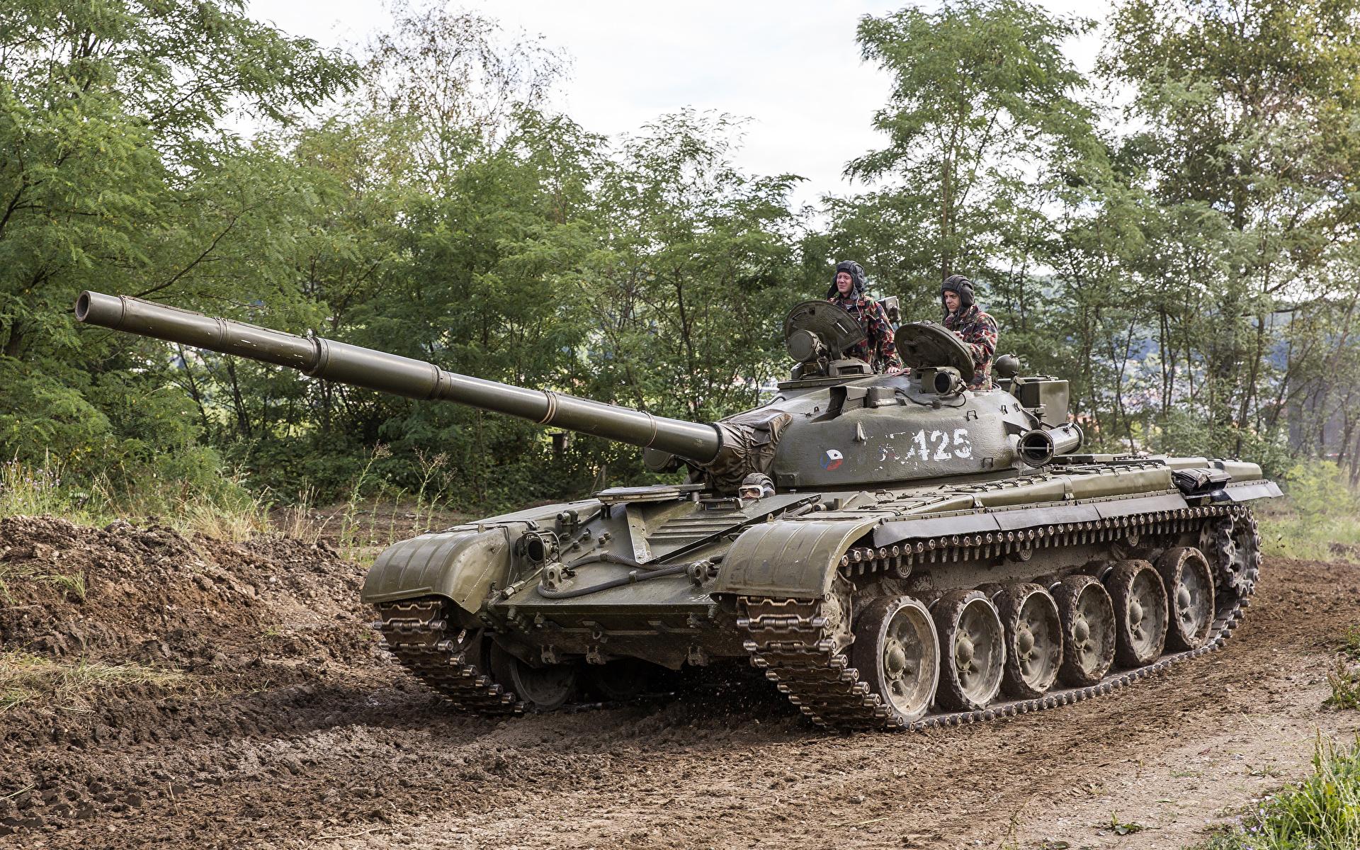 Hintergrundbilder T-72 Panzer Russische Heer 1920x1200