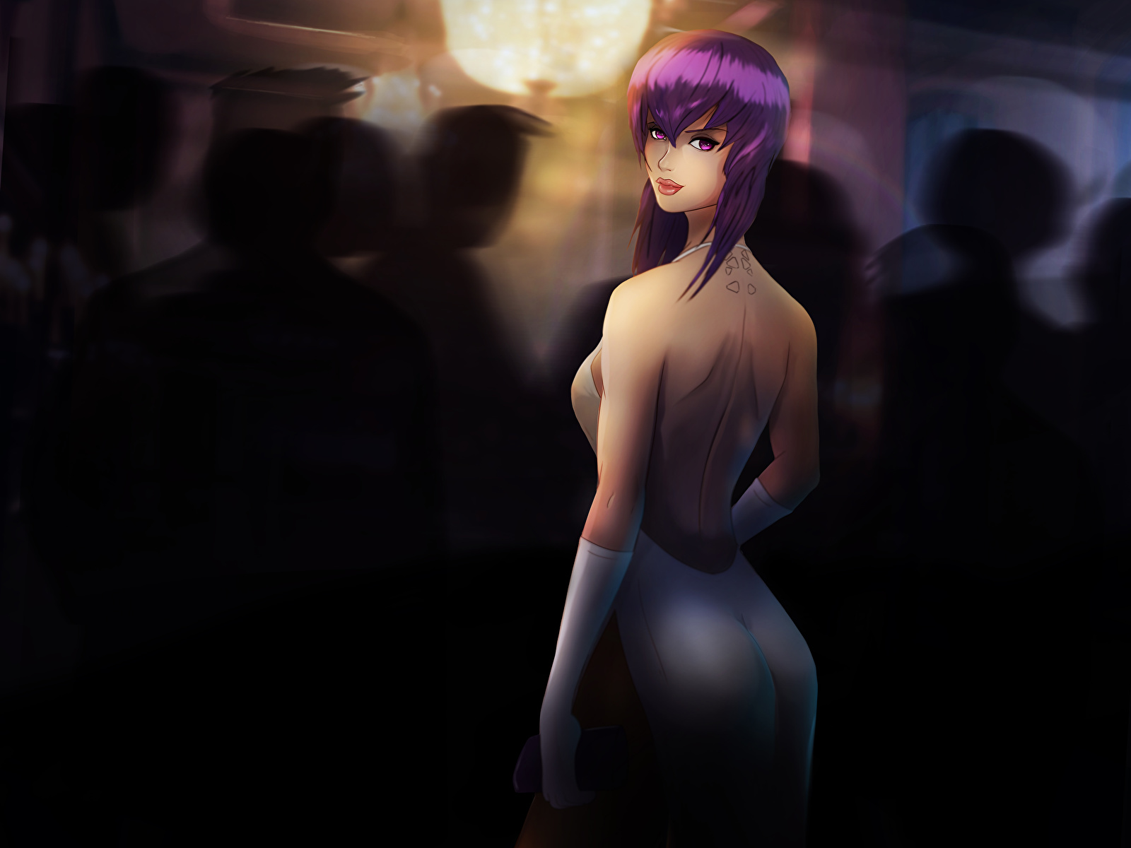 Images Ghost In The Shell Fanart Ghost In The Shell Stand 1600x1200