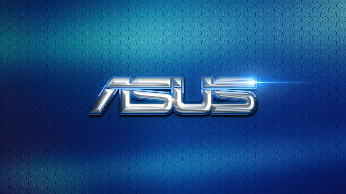 S Logo Emblem Asus Hi Tech Puters