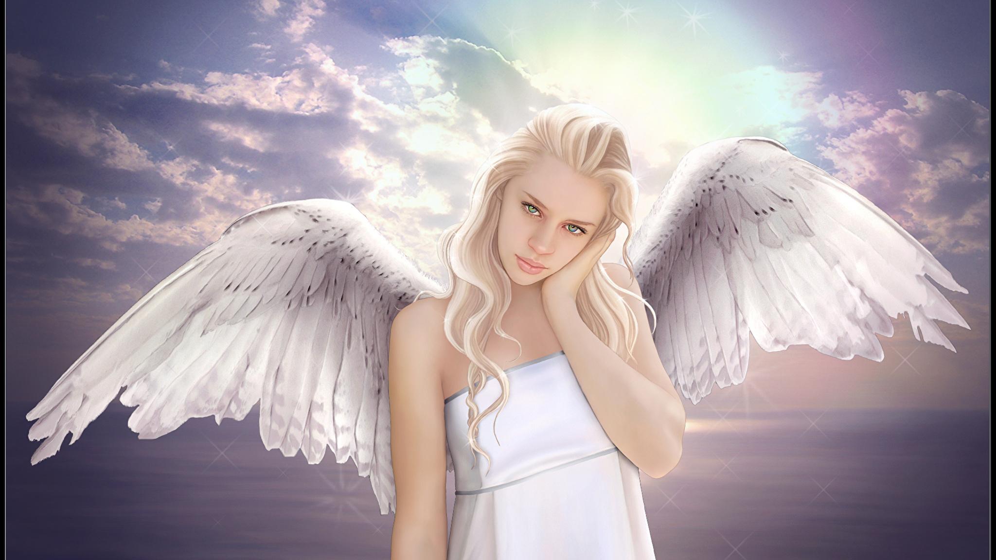 Обои На Телефон Ангелы