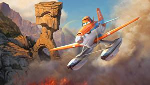 Hintergrundbilder Flugzeuge Planes: Fire and Rescue
