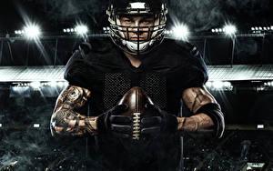 Hintergrundbilder American Football Mann Ball Uniform Handschuh Hand Sport