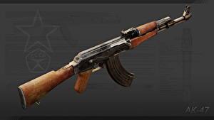 Fotos Sturmgewehr AK 47 Russisches Militär