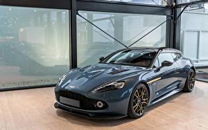 Hintergrundbilder Aston Martin Metallisch Coupe Vanquish Zagato Shooting Brake Autos