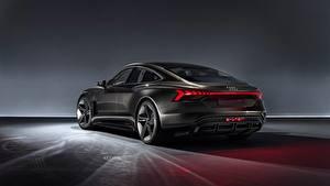 Hintergrundbilder Audi Hinten Concept 2018 E-Tron GT Autos
