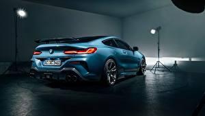 Fotos BMW Hinten 2018 AC Schnitzer ACS8 8-Series M850i XDrive Autos