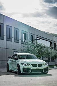 Bilder BMW Metallisch 2018 Z-Performance BMW M2 Autos