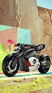 Wallpapers BMW - Motorcycle 2019 Motorrad Vision DC Roadster Motorcycles
