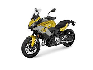Hintergrundbilder BMW - Motorrad Weißer hintergrund 2020 F 900 XR Motorräder