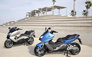 Hintergrundbilder BMW - Motorrad Motorroller 2 C Series