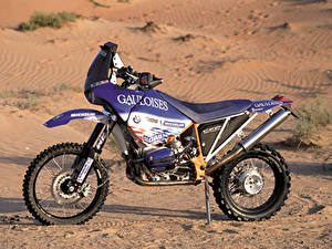 Bilder BMW - Motorrad Tuning Seitlich 1999-2000 R 1100 GS-RR Motorrad