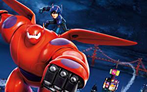 Image Robots Big Hero 6, Hiro Hamada, Baymax