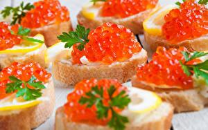 Bilder Kaviar Butterbrot Brot