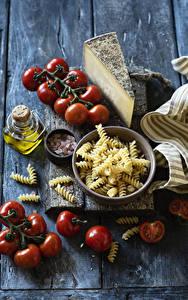 Hintergrundbilder Käse Tomate Bretter Makkaroni