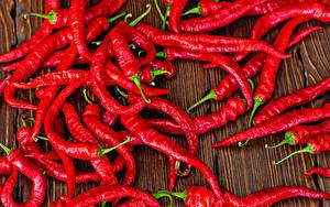 Bilder Chili Pfeffer Viel Rot Lebensmittel