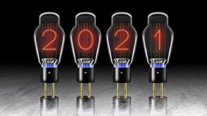 Bilder Neujahr 2021 Glühbirne