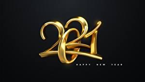 Bilder Neujahr Text Englisches Schwarzer Hintergrund 2021