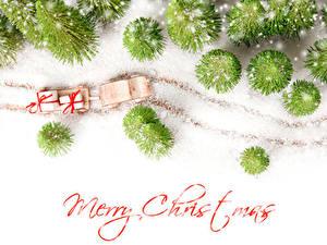 Hintergrundbilder Neujahr Winter Englisch Schnee Geschenke Schlitten Wort