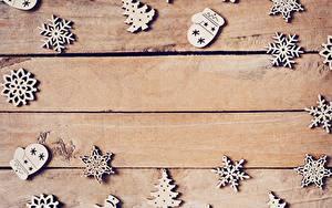 Hintergrundbilder Neujahr Bretter Vorlage Grußkarte Weihnachtsbaum