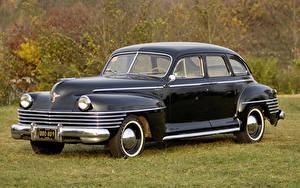 Images Chrysler Vintage Black Sedan 1942 New Yorker 4-door Sedan Cars