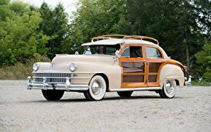 Picture Chrysler Vintage 1948 Windsor Town