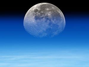 Bilder Hautnah Mond Natur