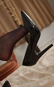 Image Closeup High heels