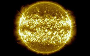Hintergrundbilder Großansicht Sonne nasa Weltraum