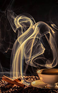 Images Coffee Cinnamon Cup Grain Vapor