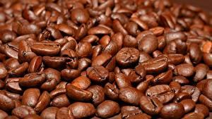 Fotos Kaffee Viel Hautnah Getreide Braun Lebensmittel