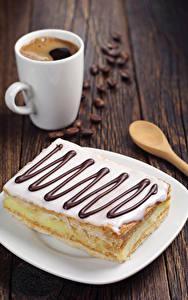 Hintergrundbilder Kaffee Süßware Törtchen Bretter Tasse Getreide