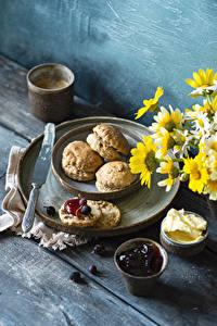 Hintergrundbilder Kekse Warenje Bretter Öle Lebensmittel