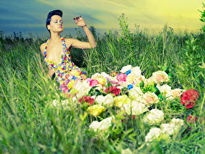 Images Creative Grass Frock