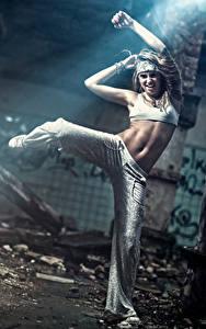 Image Dance Hands Belly Girls
