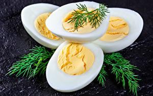 Hintergrundbilder Dill Hautnah Eier