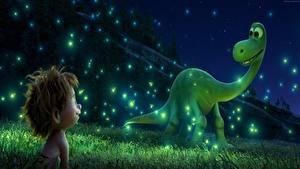 Hintergrundbilder Dinosaurier Arlo & Spot