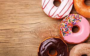 Hintergrundbilder Donut Zuckerguss