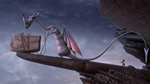 Hintergrundbilder Drache The 7th Dwarf Animationsfilm Fantasy