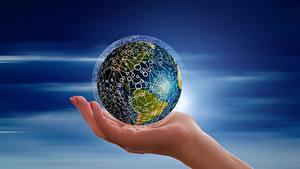 Hintergrundbilder Erde Hand
