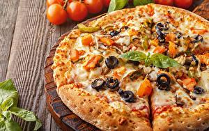 Fotos Fast food Pizza