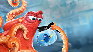 Fotos Fische Finding Dory 2016 Animationsfilm