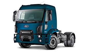 Fotos Ford Lastkraftwagen Weißer hintergrund Cargo 1933 Torqshift, 2016 -- Autos