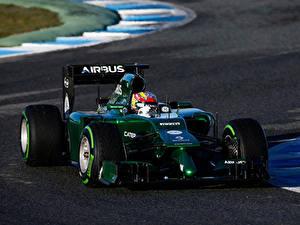 Fotos Formula 1 Caterham ct05 sport formula 1 Sport Autos