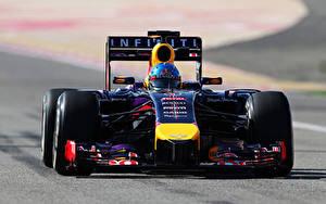 Fotos Formula 1 Vorne Red Bull Vettel Autos