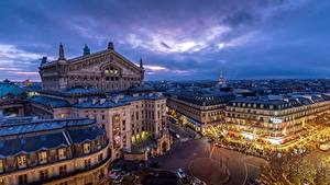 Fotos Frankreich Gebäude Paris