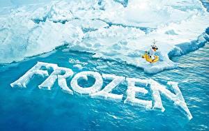 壁纸、、アナと雪の女王、ディズニー、単語、